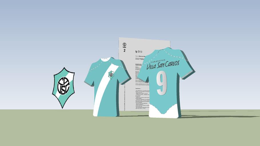 Diseño de identidad. Marca Club Atlético Villa San Carlos de Berisso - Taller C - FBA - Unlp