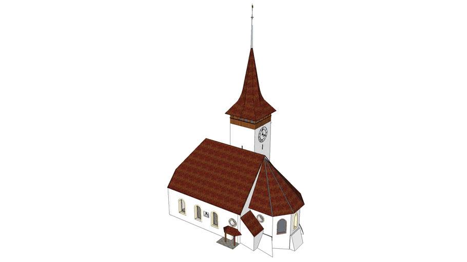 Kirche Frutigen