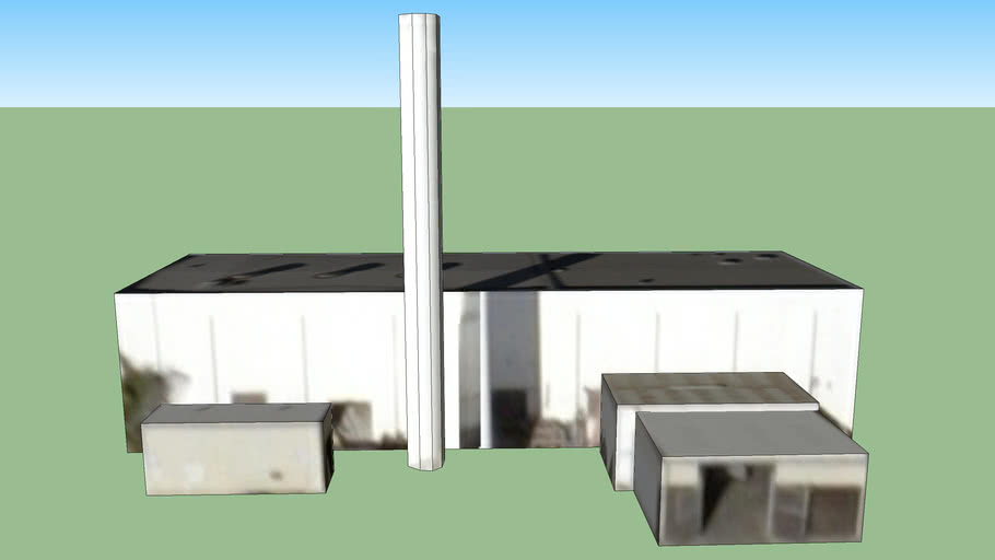 Building with Chimney