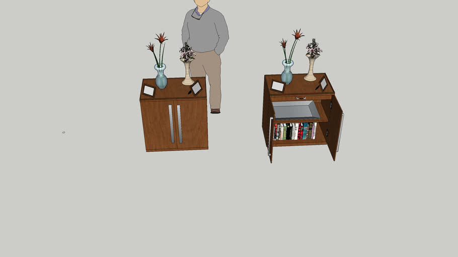 cupboard sideboard