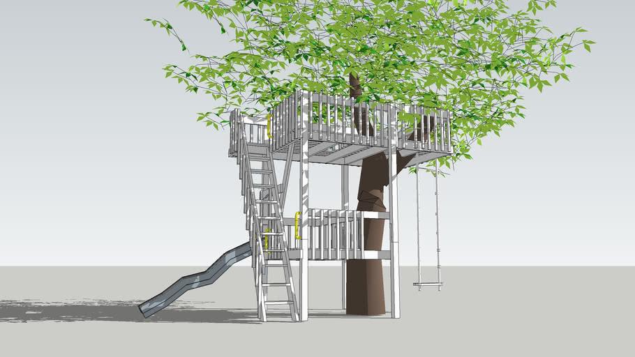 Tree House at Jenny