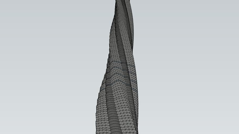 Rascacielos en Espiral