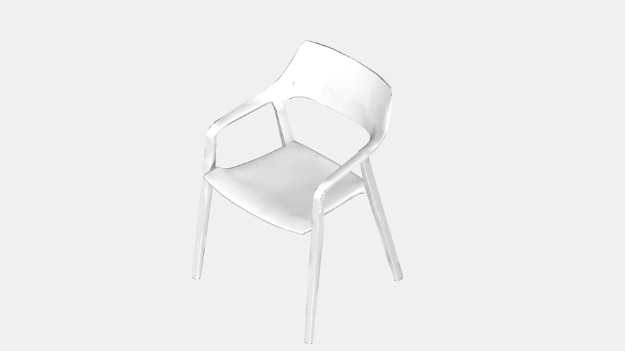 Davis Reed Arm Chair