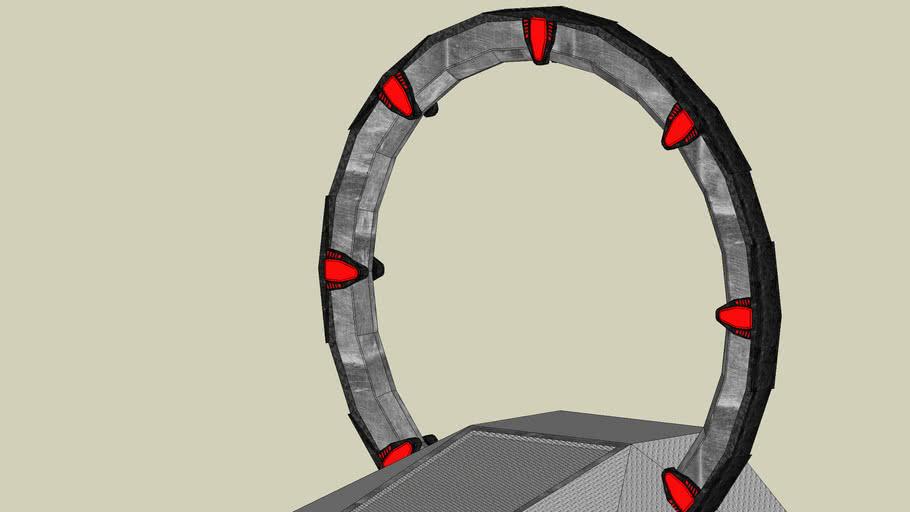 Porte des Etoiles modifiée