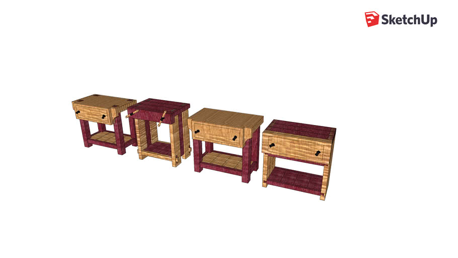 Joinery Woodworking Benches