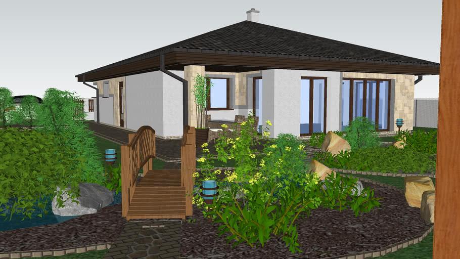Rodinný dům MTprojekt - Obříství / Family House