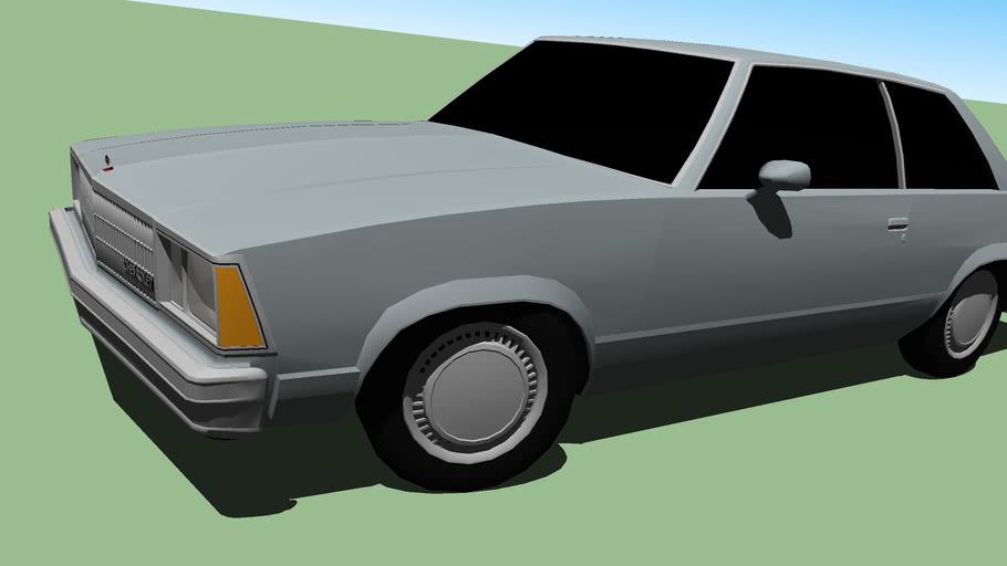 1980 Chevrolet Malibu Coupe