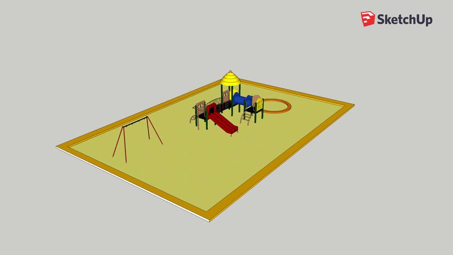 Playground by Moskalenko