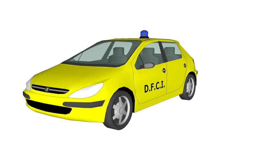 DFCI Véhicule d'Assistance Radio Léger