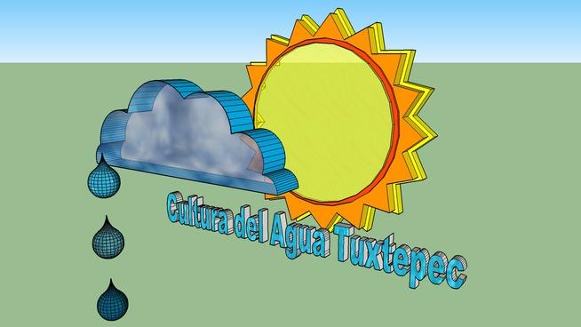 Logo Cultura del Agua Tuxtepec