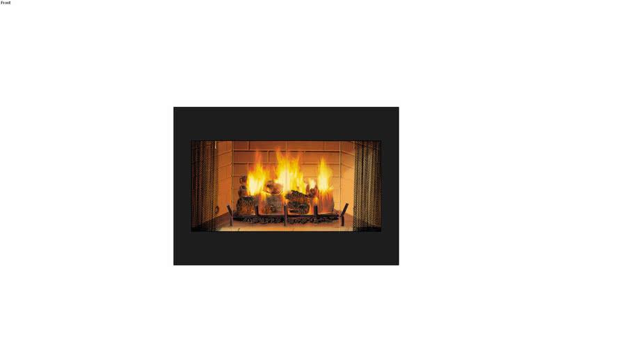 Gas Insert Fireplace