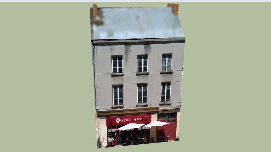 6 rue Thiers, Angers