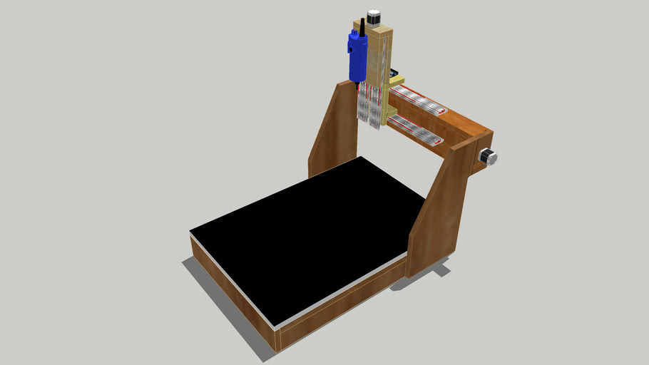 CNC Arduino David Snege