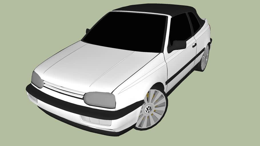 Volkswagen Golf MK3 Cabriolet