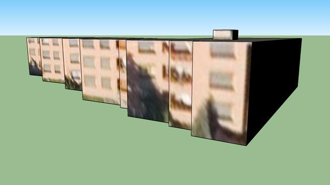 Zürih, İsviçre adresindeki yapı