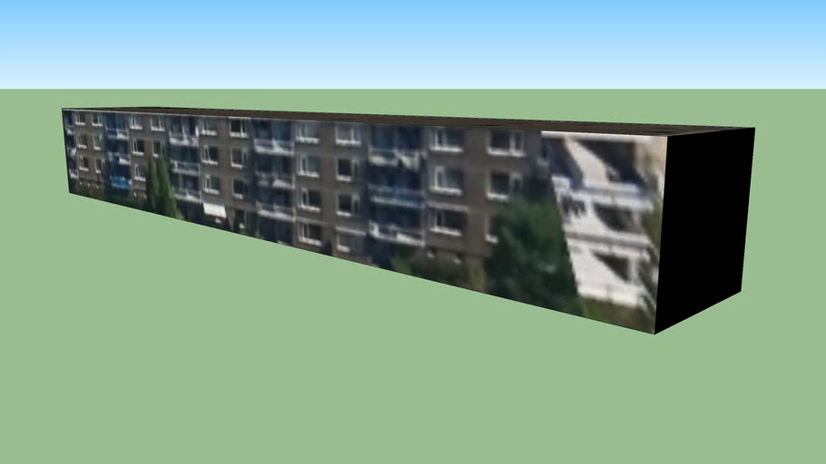 Gebouw in 3078 VN Rotterdam, Nederland