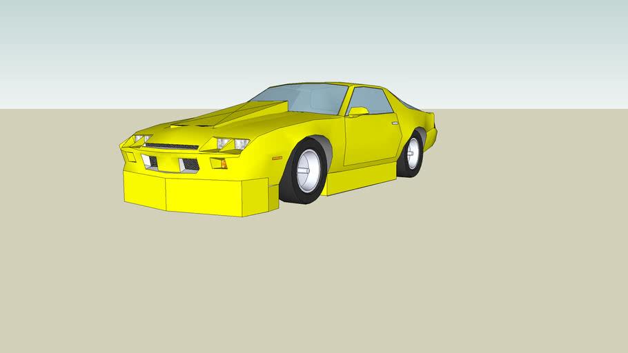 1983 Chevrolet Camaro (Modified)
