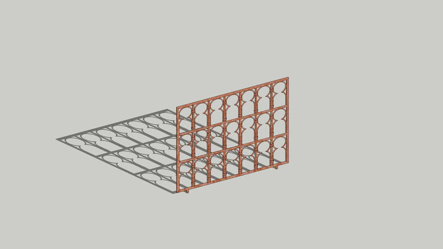 Architectural railings