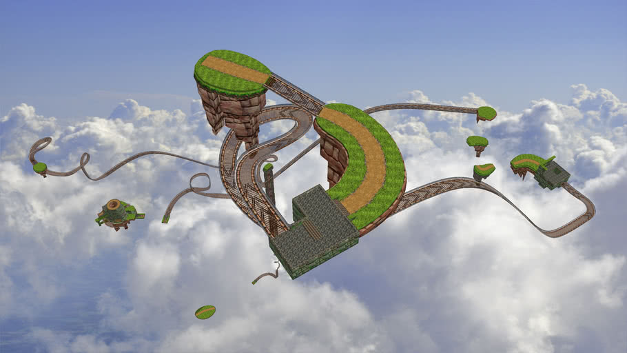 The Air ...for Windy Valley (Sonic Adventure)
