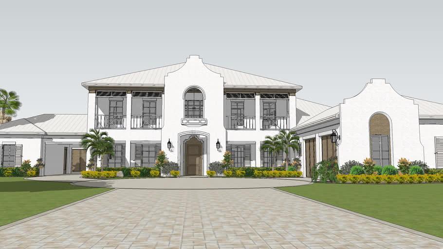 House - Floridian