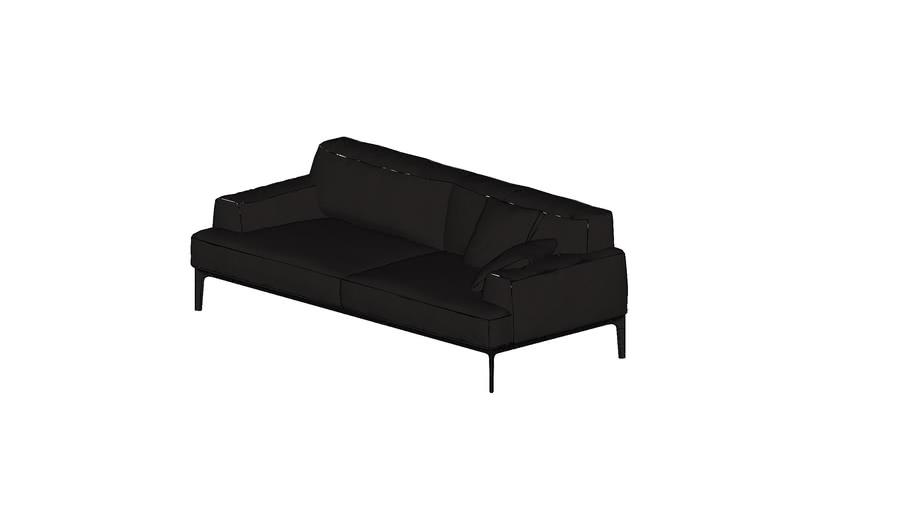 Luna sofa 3 seat 露娜沙发 三人位