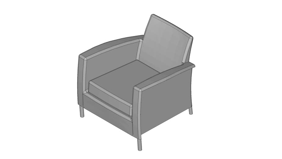 Safi lounge chair