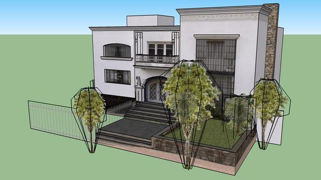 Barranco 39. House in Saenz Peña street # 206 A.