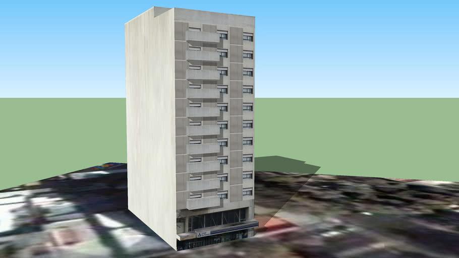 Edificio en 7, 57 y 58, La Plata