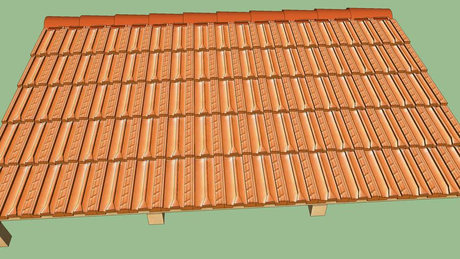 Telhado Churrasqueira