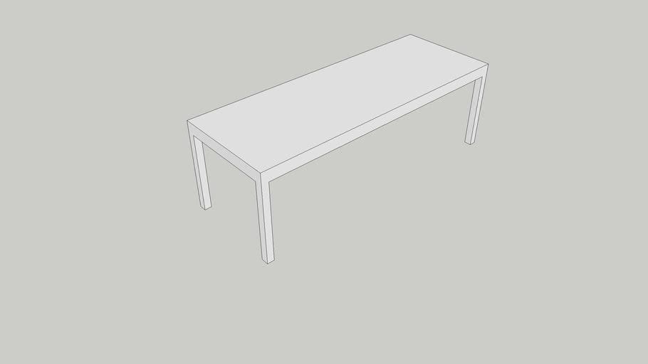Tisch 220x80