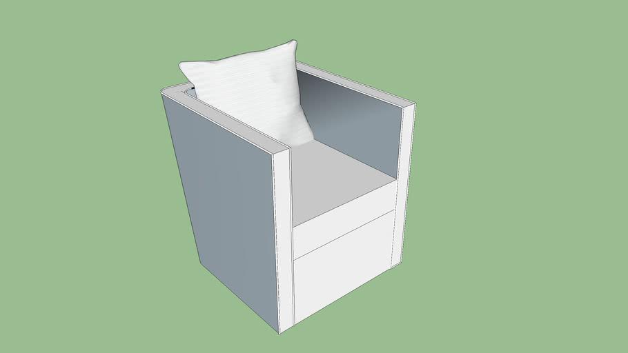 Rothko Swivel Chair