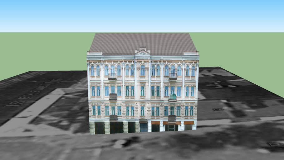 Kiev house