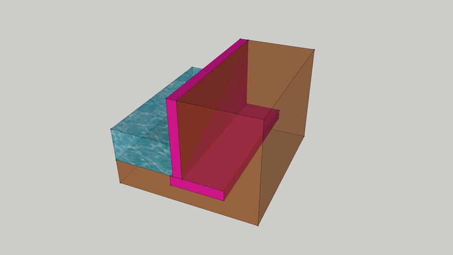 15-OS1- potporni zid opterecen tlakom vode i tla.skp
