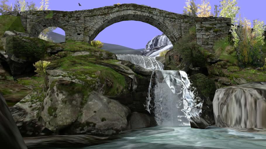 Ponte Romano, Fondo - Torino