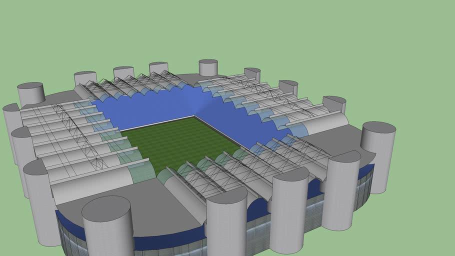 Championship team stadium