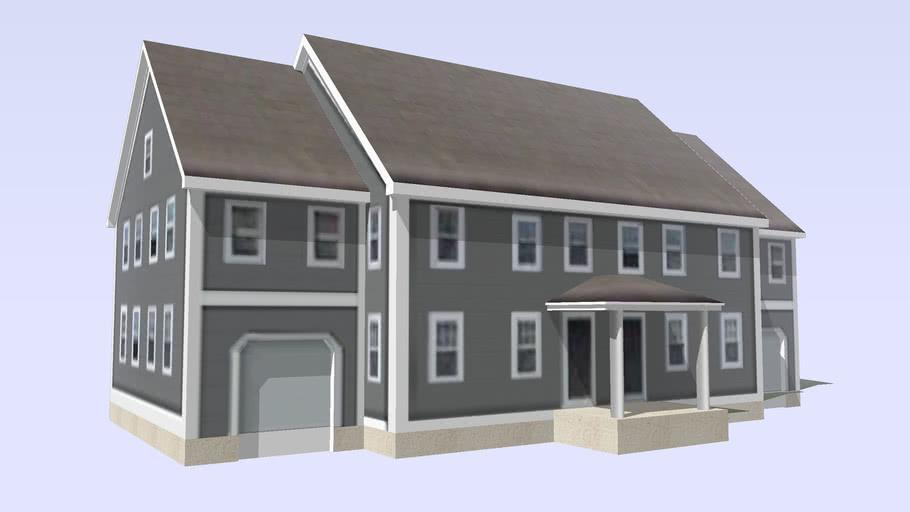 Gray House on Boston Road