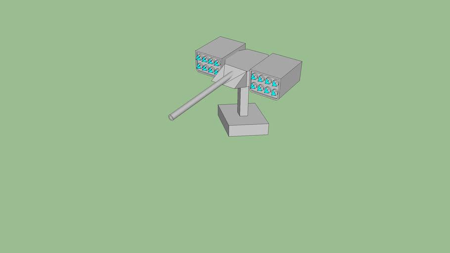 Anti Aircraft Turret