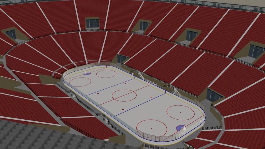 Amway Arena- Hockey