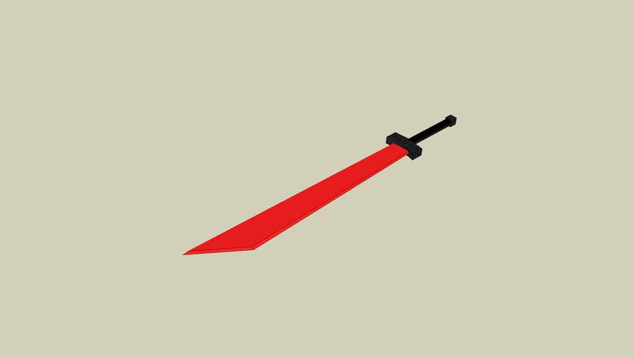 dragon long sword