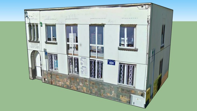 Строение по адресу 1080, Бельгия