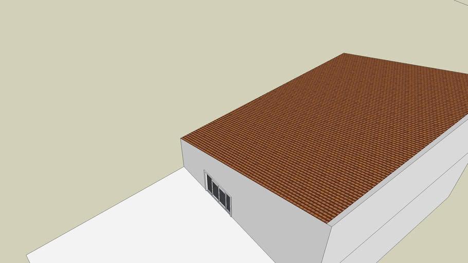Base of a House