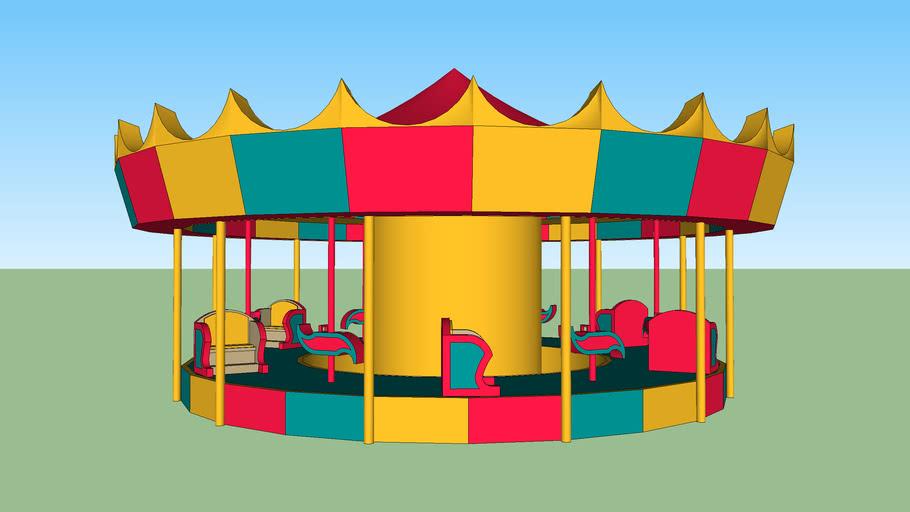 Carnival Ride...Carousel