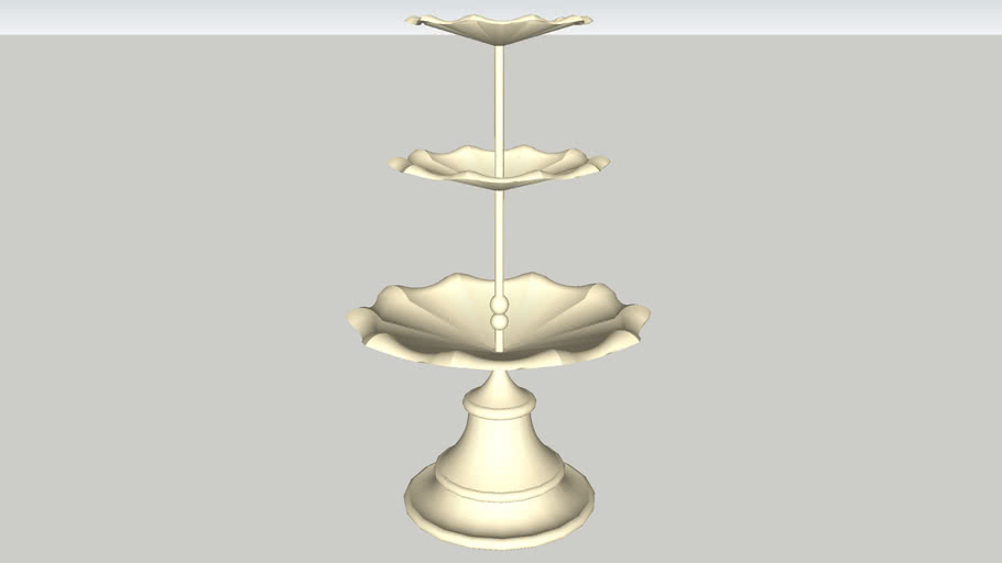 Tiered Fountain