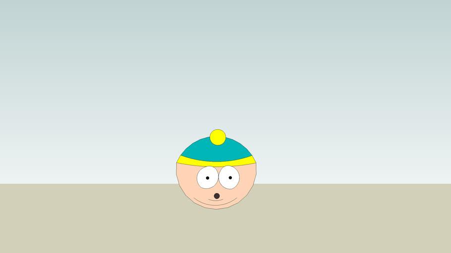 cartman head