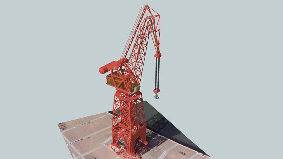 "The crane ""Carola"""
