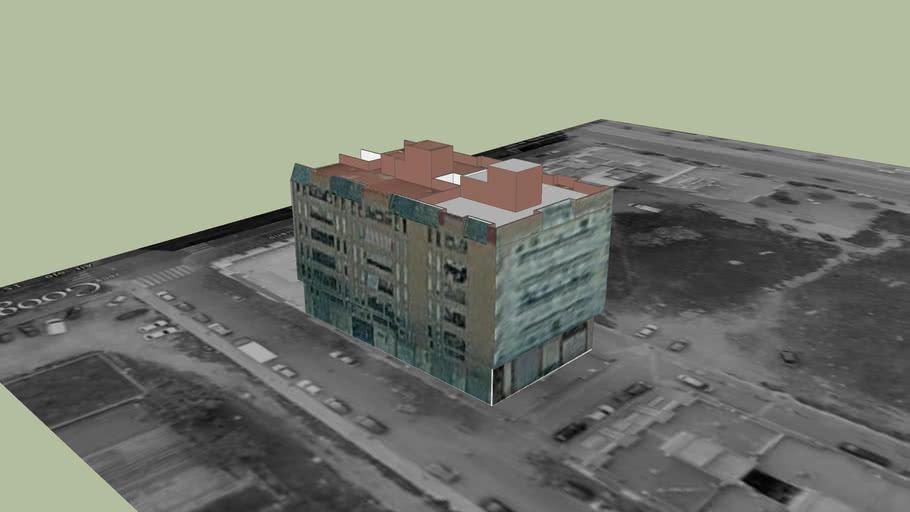 Edificio Viviendas C.Doctor Alvaro Lopez - Malvarrosa - Valencia