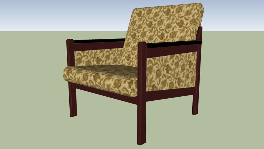 Old Soviet chair