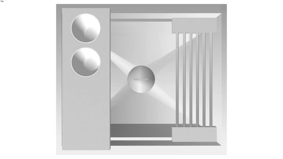 Ideal BarStation® 2 (IBS 2C GR)