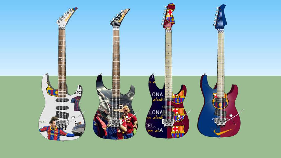 FCB guitar