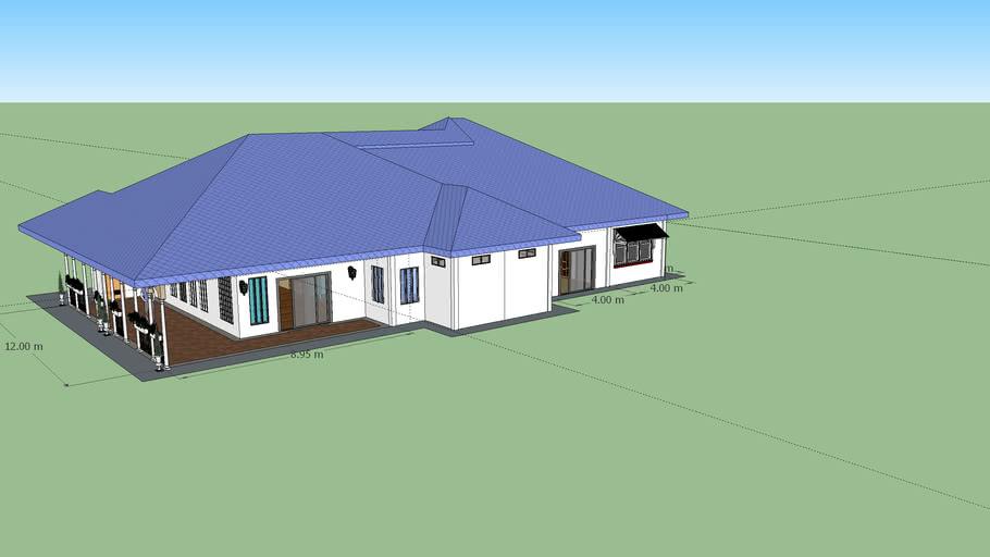 Rumah Sumbang (External)